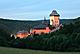 Karlštejn - tschechische Königsburg