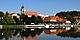 město Týn nad Vltavou - kulturní přehled