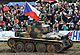 Tankový den, Lešany