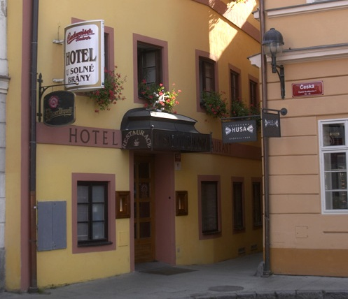 Hotel u brány