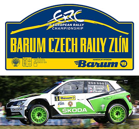 Barum Rally: Jižní Morava, Visitjiznimorava.cz