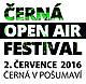 Černá Open Air Festival, Černá v Pošumaví