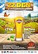 Den Postřižinského piva v Pivovaru Nymburk